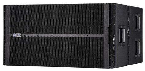 "RCF TTL36-AS 2 x 18"" 4000W High-Output Active Line Array Subwoofer TTL36-AS"