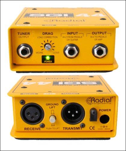 Radial Engineering SGI 44 Studio Guitar Interface for JX44 SGI-44