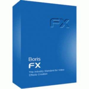 Boris FX BFXW900 Borris FX Effects and Transitions Plug-In Application (WINDOWS) BFXW900