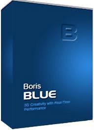 Boris FX Blue Real-time 3D Compositing/Motion Graphics (WINDOWS) BLUEW200