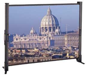 """Da-Lite 84188  50"""" Presenter Tabletop Projection Screen 84188"""