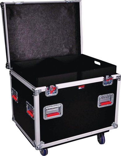 """Gator Cases G-TOUR-TRK-302212 Truck Pack Trunk Case, with dividers, 30""""x22.5""""x22.5"""" G-TOUR-TRK-302212"""