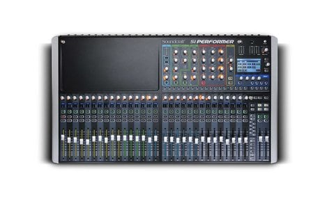 Soundcraft Si Performer 3 32 Channel Digital Mixer SI-PERFORMER-3
