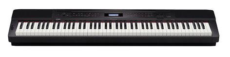 Casio PX-350 Privia 88-Key Digital Piano in Black PX350BK