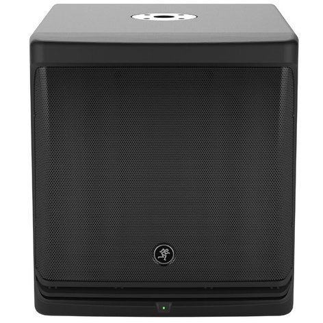 "Mackie DLM12S 12"" 2000W Powered Subwoofer DLM12S"