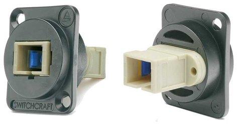 Switchcraft EHSC2M  EH Series SC Fiber Optic Feedhru, Multi-Mode EHSC2M