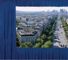 Da-Lite 36649 10' x 13' Fast-Fold® UltraVelour Drapery Kit for Truss Frames 36649