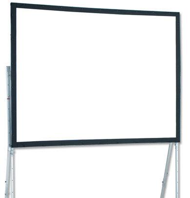 Draper 241009  10' Ultimate Folding Screen Portable Projection Screen, with Heavy-Duty Legs 241009