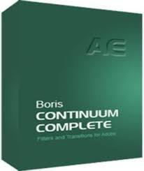 Boris FX BCCAVXDSW700 Continuum Complete 7 AVX, WIN BCCAVXDSW700