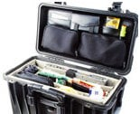 Pelican Cases PC1446 Office Divider Set & Lid Organizer for 1440 Top Loader Case PC1446