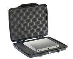 Pelican Cases 1075 Black HardBack Case with Pick N Pluck Foam & Shoulder Strap PC1075
