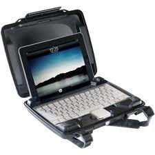 Pelican Cases PCI1075CC i1075 HardBack Case with iPad Insert PCI1075CC