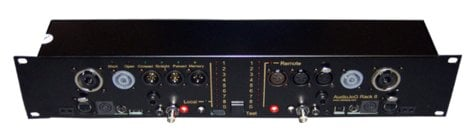 Caldwell Bennett Inc AudioJog Rack 8 2RU Audio/Lighting/Network Single & Double-End Cable Tester RACK-8