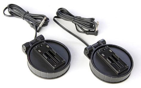 HK Audio LUCASMOUNTS  Add-On Package, 2 mounts & 2 speaker cables LUCASMOUNTS