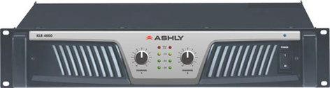 Ashly KLR-4000 2 Channel Power Amplifier with 850W @ 8 Ohms KLR4000