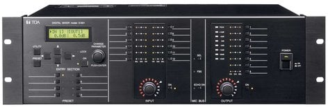 TOA D901  Modular Digital Mixer, Expandable D901