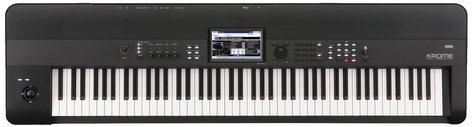 Korg Krome 88 88-Key Music Workstation Keyboard KROME-88
