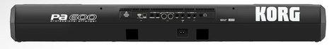 Korg Pa600 61 Key Professional Arranger Keyboard (International) PA600