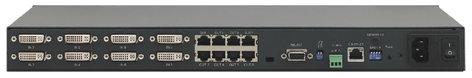 Kramer VS-88DTP 8x8 DVI Matrix Switcher with Twisted Pair Outputs VS88DTP