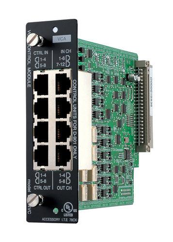 TOA D984VC  Remote VCA Control Module for TOA D-901 Digital Mixer D984VC