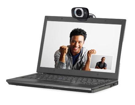 Logitech C615 1080P HD Webcam C615