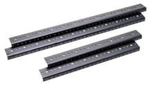 "Middle Atlantic Products RRF45 1 Pair of 45-Space Full Hole Rack Rails (78 3/4"") RRF45-MID-ATLANTIC"