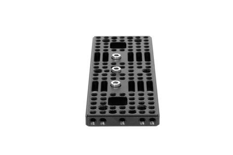 Wooden Camera Top Plate (BMC) for Blackmagic Design's Cinema Camera TOP-PLATE-BMC