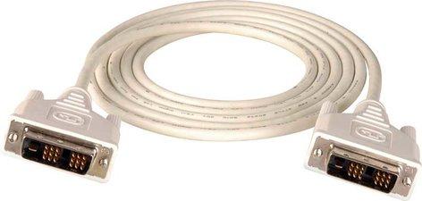 TecNec DVI-DVI-6 Single Link DVI Cable, 6ft DVI-DVI-6