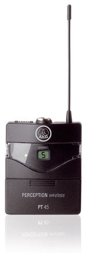 AKG PT45  Pocket Transmitter, Perception  PT45