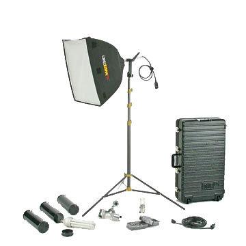Lowel Light Mfg LC-95X80DLBZ  Rifa 55 eXtra/Flo 80 Kit with LB-35 Soft Case LC-95X80DLBZ