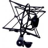 Neumann EA 170 mt Elastic Suspension Mount in Matte Black Finish for TLM 170, M 149 Microphones EA170-MT