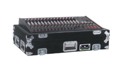 Grundorf Corp M-BEHDX32 Carpet Series Mixer Case for the Behringer X32 in Black Finish M-BEHDX32