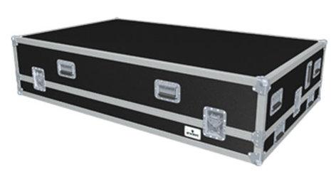 Grundorf Corp T2-MBEHDX32 Tour 2 Mixer Case, Behringer X32, Black finish T2-MBEHDX32
