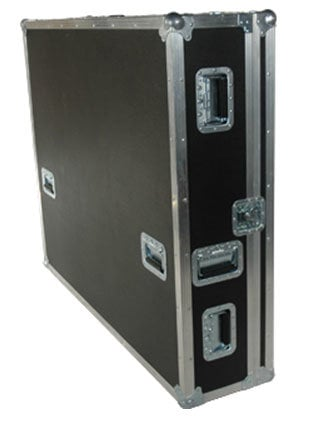 Grundorf Corp T8-MBEHDX32 Tour 8 Mixer Case, Behringer X32, Black finish T8-MBEHDX32
