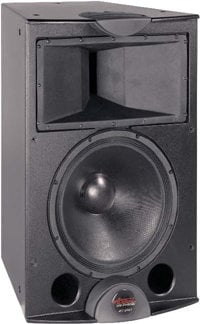 "Apogee Sound AFI-8W-BLACK Passive 2-Way 15"" Installation Loudspeaker AFI-8W-BLACK"