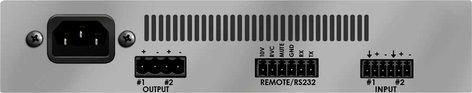 Stewart Audio FLX160-2-70V Rack Mountable 160W 70V/100V Amplifier FLX160-2-70V