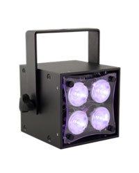 Rosco Laboratories MIRO CUBE 4C Color Mixing RGB+W Qash Light LED Fixture MIROCUBE-4C