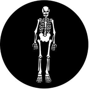 Rosco Laboratories 77557 Skeleton Gobo 77557