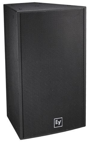 "Electro-Voice EVF1152S/96-BLACK Single 15"" Loudspeaker, 2-Way, 90° X 60° pattern EVF1152S/96-BLACK"
