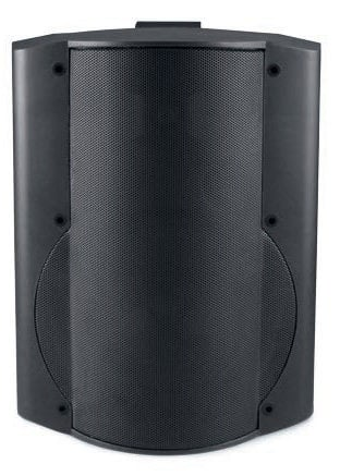 OWI AMPLV602B  26W Low Voltage Amplified Surface Mount Speaker in Black AMPLV602B