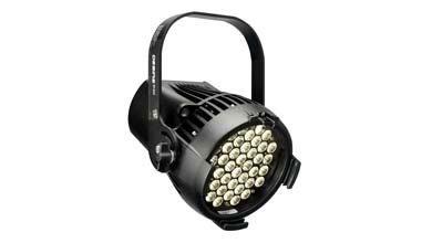 ETC/Elec Theatre Controls SELD40TI-0A-A Selador Desire D40 Studio Tungsten LED in Black, Edison Connector SELD40TI-0A-A
