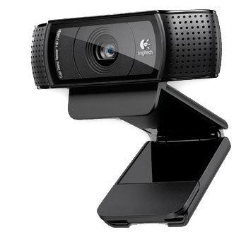 Logitech C920 1080P HD USB 2.0 Webcam C920