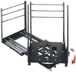 "Middle Atlantic Products SRSR-X-23 Rack with Rotating Sliding Rail System, 23"" Depth SRSR-X-23"