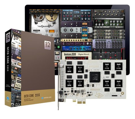Universal Audio UAD-2 OCTO UAD-2 OCTO Core PCIe DSP Accelerator Package UAD2-OCTO