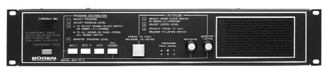 Bogen Communications MCP35A Master Control Panel MCP35A
