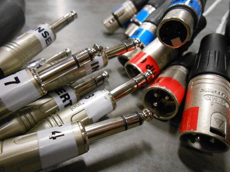 "Pro Co MTIPT0816XFXM-15 15 ft. 8x 1/4"" TRS to 8x XLR-M/8x XLR-F Insert Snake MTIPT0816XFXM-15"