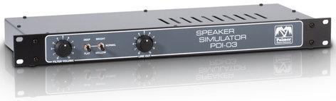 Palmer PDI03L04 4 Ohm Speaker Simulator with Loudbox PDI03L04