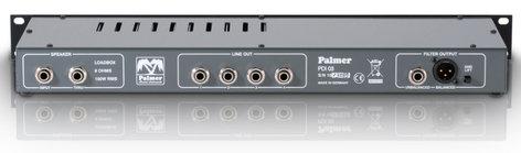 Palmer PDI03L16 16 Ohm Speaker Simulator with Loudbox PDI03L16