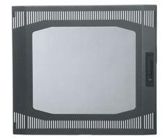 Middle Atlantic Products DT-PVFD-10 10RU Plexi/Vented Front Door for DTRK-1018 Desktop Rack DT-PVFD-10