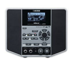 Boss JS10  Audio Player, with Guitar Effects JS10